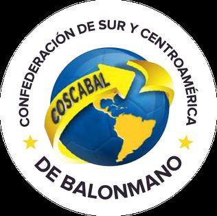 South_and_Central_America_Handball_Confederation_Logo